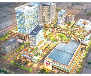 Valley View, Dallas Midtown