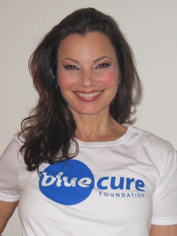 News_Blue Cure Foundation_Fran Drescher