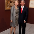 12 Cheri and Andy Fossler at the MFAH opening reception for American Adversaries October 2013