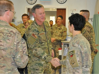 Navy Admiral William McRaven