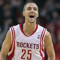 Chandler Parsons laugh