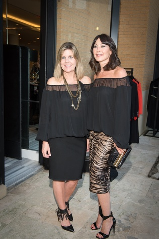 Tootsies Patio Party, May 2015, Penne Weidig, Tamara Mellon