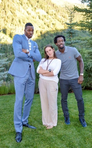 News, Shelby, Memorial Hermann in Aspen, Dwight Howard, Lilly Morgan, Patrick Beverley, August 2014