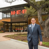 Scott McClelland, H-E-B, January 2013 HEB