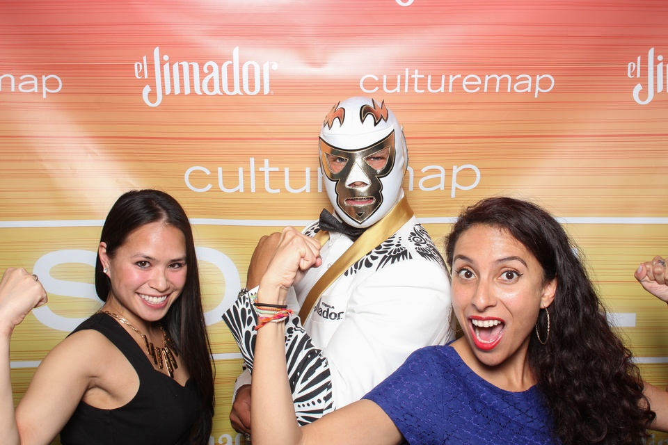 201 Smilebooth at CultureMap Summer Social July 2014