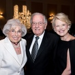 43 Sally and Bernard Fuchs, left, with Roslyn Fuchs Haikin at the Jewish Community Center Children's Scholarship Ball March 2015
