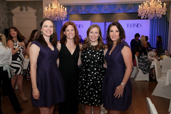 Junior League Of Houston Embraces Fall Fashion Trends At Luncheon