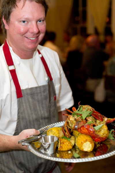 News, Shelby, Prohibition Supperclub, August 2014, Chef Ben McPherson