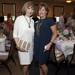 152 Helen Perry, left, and Patti Hatton at the Hope and Healing Center luncheon May 2014