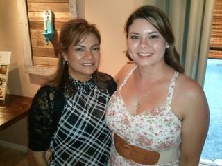 Austin photo: News_CKC Dinner_Chrissy and Adriana Omo