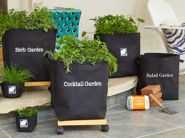 Grow bags from Gardenuity