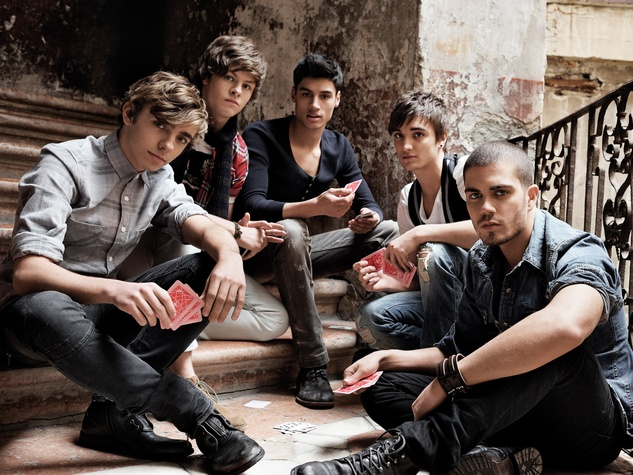 News_The Wanted_boy band