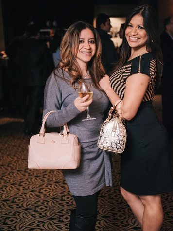 018, Mixers on the Map, Hotel ZaZa, January 2013, Claudia Padilla, Leslie Araguz