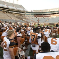 University of Texas Longhorns football team