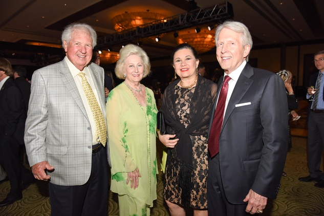 Nora's Home Gala 2015 Joann and Mike Cone, David and Candy Eller