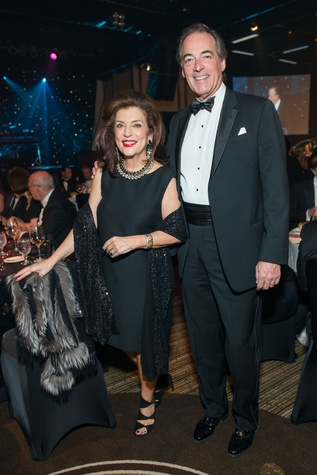 187 Dancie and Jim Ware at the Houston Children's Charity Gala November 2014