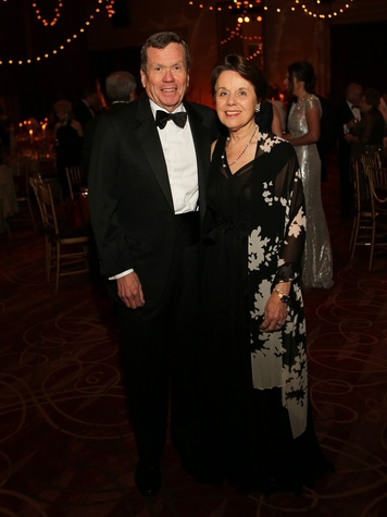 16 Richard and Ginni Mithoff at the Society for the Performing Arts Gala March 2014