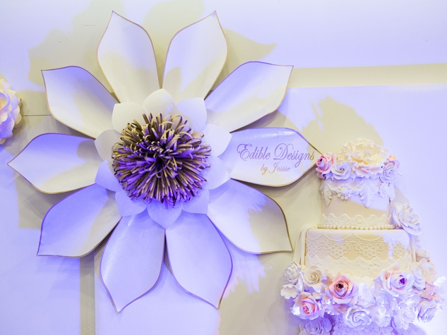14 Edible Designs by Jessie creation at the Paper Flower Artistry January 2015