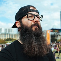 Fun Fun Fun Fest 2013 Best Beards in Austin Michael Williams