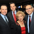 4, Hispanic Advisory Board party, December 2012, Orlando Sanchez, Jay Guerrero, Lolita Guerrero, Ramiro Fonseca