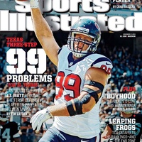J.J. Watt Sports Illustrated