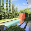 On the Market 2106 Crocker Fulton Davenport house August 2014 swimming pool with sun