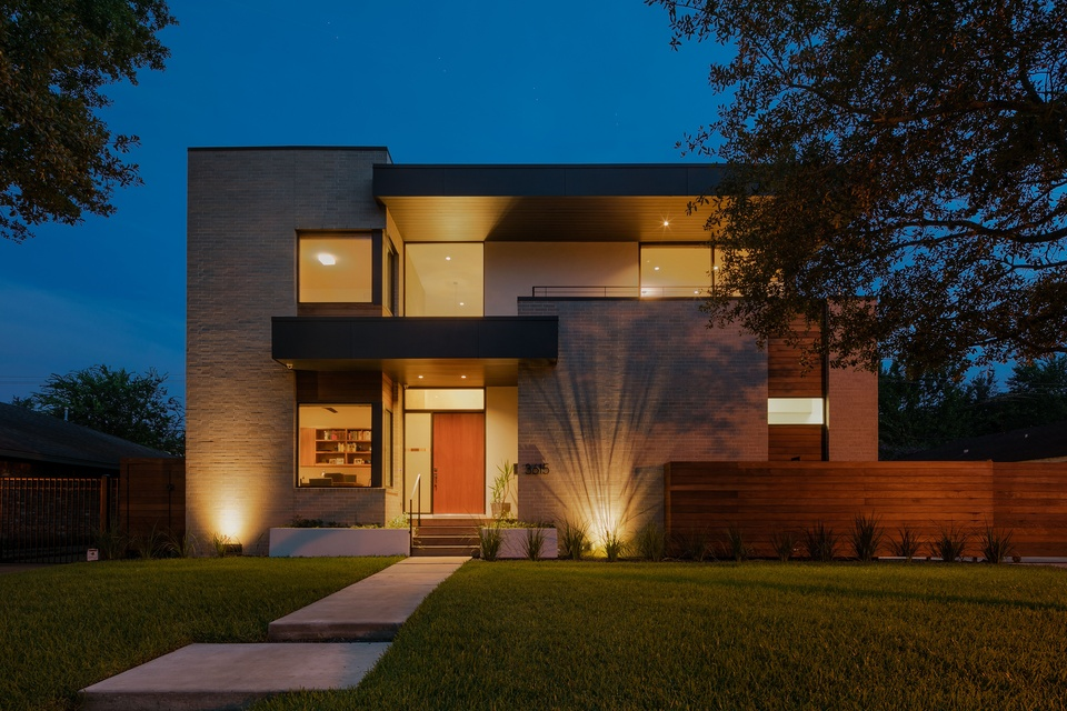 AIA Houston Home Tour 3615 Merrick