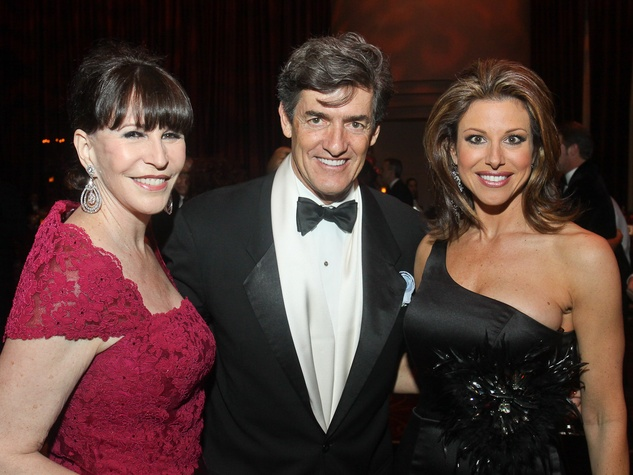 News_Houston Ballet Ball_February 2012_Shelby Hodge_Nick Florescu_Dominique Sachse