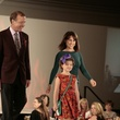 23 Neil Bush, from left, Emma Leger and Maria Bush at the Texas Children's Hospital Celebration of Champions luncheon October 2014