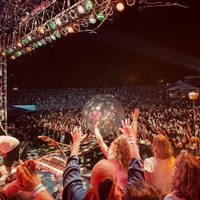 Free Press Summer Fest Houston concert crowd