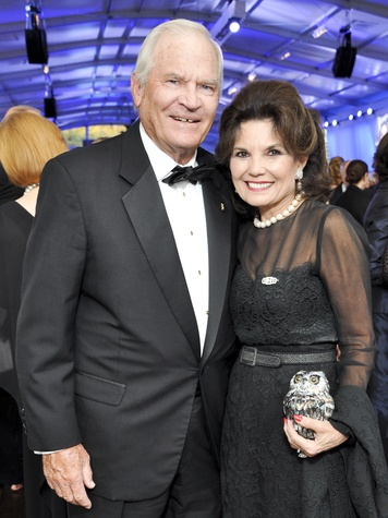 019, Rice University Centennial gala, October 2012, Dr. Walter McReynolds, Linda McReynolds