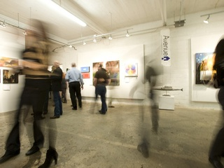 "16th Annual ""Art on the Avenue"" Preview Party"