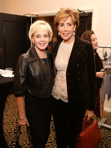71, Saks Fifth Avenue Donna Karan Ambassadors party, November 2012, Karen Mayell, Liz Decker