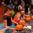 16 Pumpking painting at the M.D. Anderson Kids Halloween October 2014