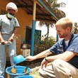 Dr. Kent Brantly in Liberia