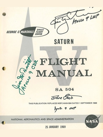space, Saturn V Flight Manual