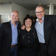 Miller Crowe, Sheriff Lupe Valdez, John McGill, Black Tie Dinner, HBO