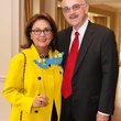Sue Nan and Rod Cutsinger at the DePelchin Children's Center luncheon April 2014