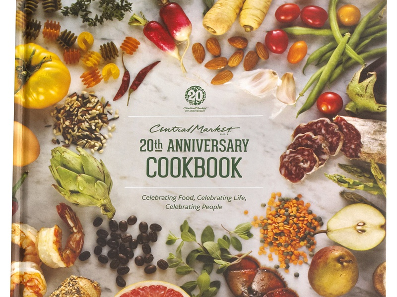 Central Market 20 years cookbook