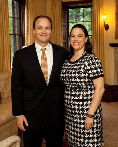 Houston, Junior League Legacy Salute, May 2015, Michael and Ana Schick