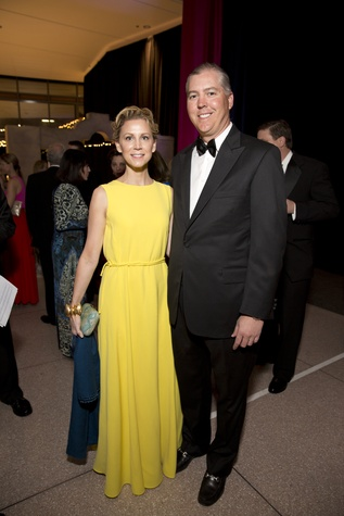 Museum of Natural Science Gala, March 2016, Courtney Fertitta, Jason Fertitta