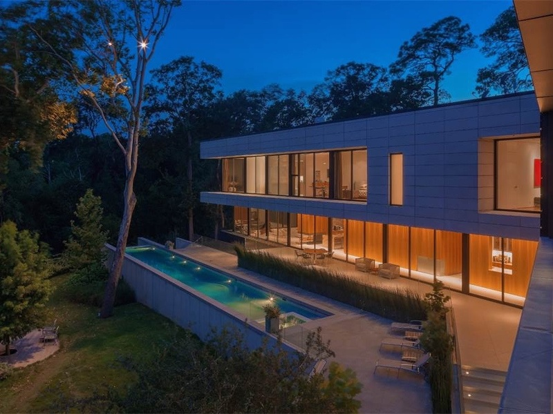 Slideshow top 10 most expensive homes for sale in texas for New modern homes for sale in houston