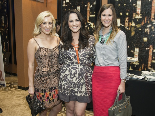 1 Houston Mixers on the Map at Hotel Derek May 2013 Jessica Mooney, Meredith Wierick, Mary Burtner