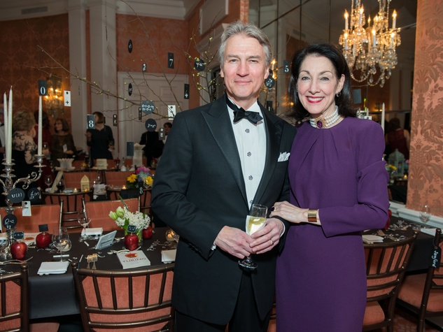 14 Stanford and Susie Criner at the Inprint Ball February 2015