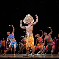 Lion King, July 2012, Simba, He Lives in You, Jelani Remy, Ensemble