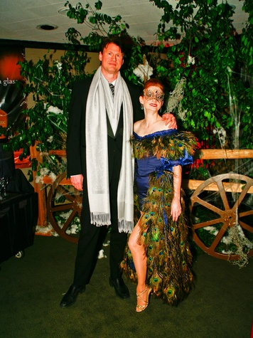 News_YPA_Halloween party_October 2011_Robert Maurice Taylor_Ann Haugent