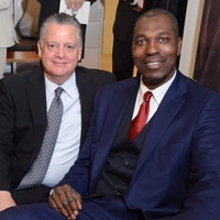Heart of Champion February 2013, Hakeem Olajuwon, Tim Debner