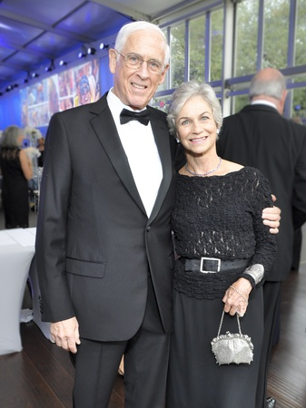 007, Rice University Centennial gala, October 2012, Dr. John Mendelsohn, Anne Mendelsohn