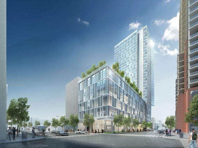New high end hotels slated for austin will add 1 000 rooms for High end hotels