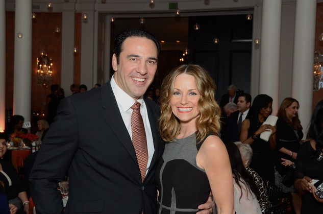 New, Shelby, Communities in School gala, April 2015, Javier and Lucinda Loya